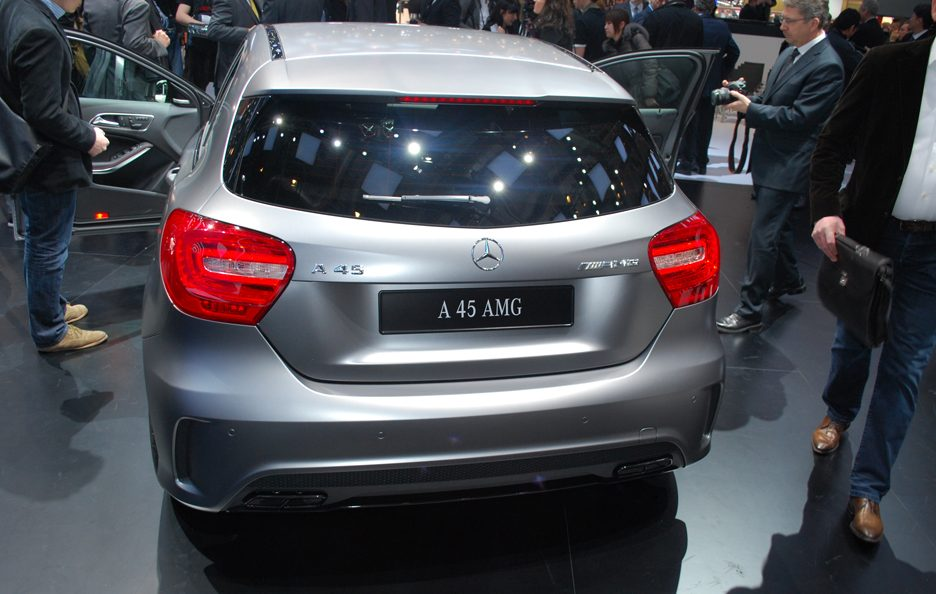 Mercedes A 45 AMG - Posteriore - Ginevra 2013