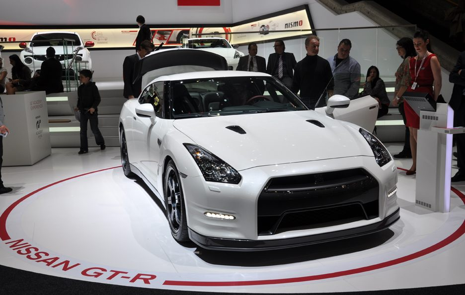 Nissan GT-R - Frontale - Ginevra 2013