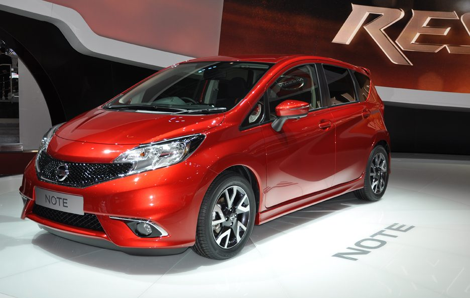 Nissan Note - Design - Ginevra 2013