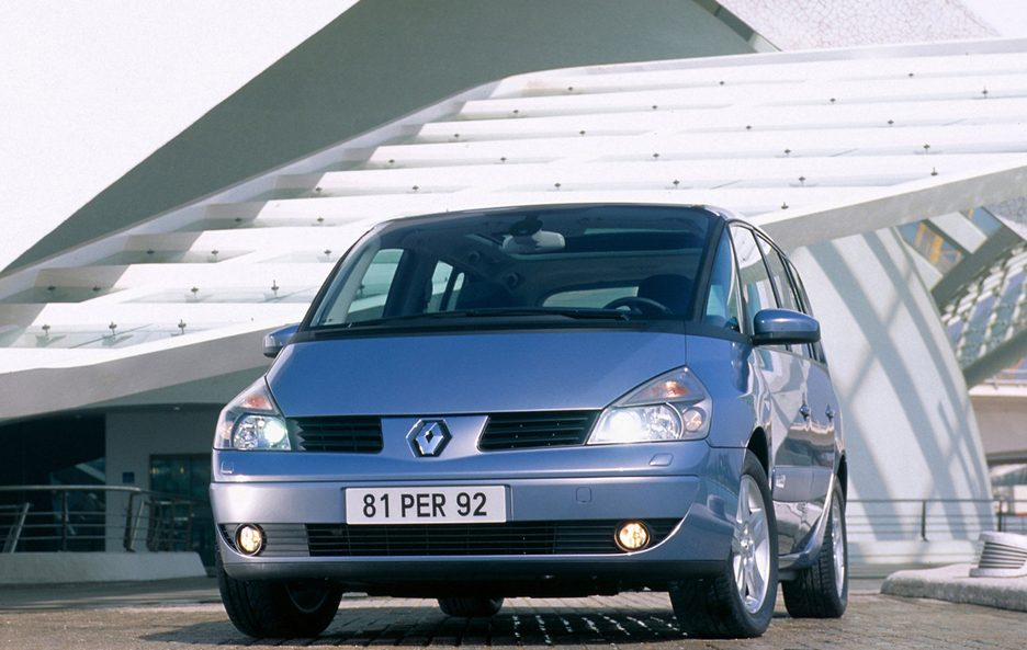 Renault Espace 1.9 dCi Expression (71 punti)