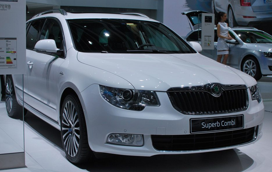 Skoda Superb Wagon 2 - Ginevra 2013
