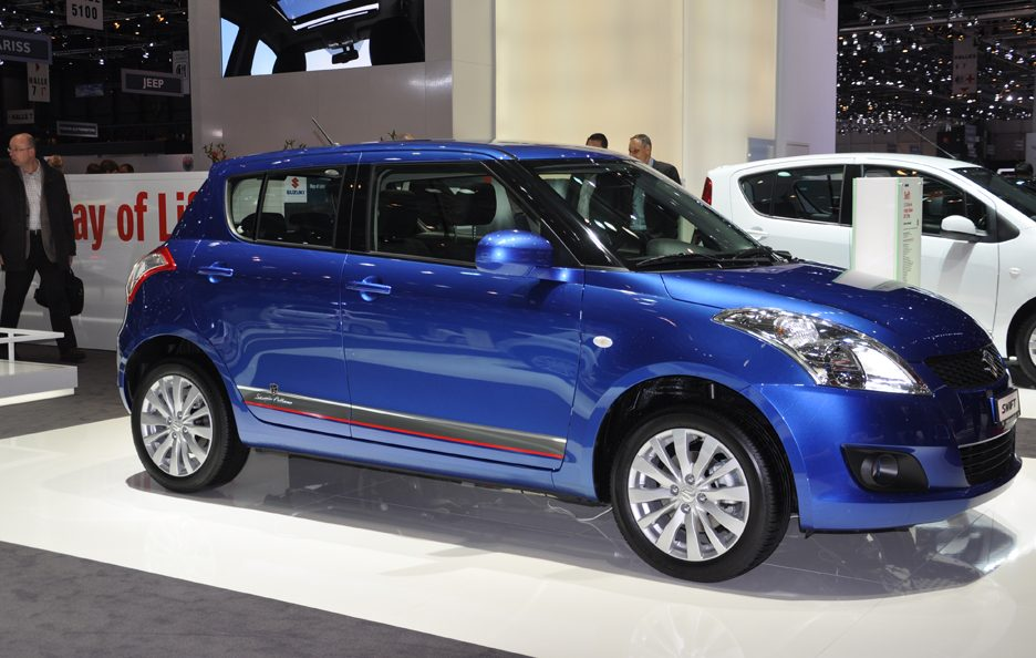 Suzuki Swift - Design - Ginevra 2013