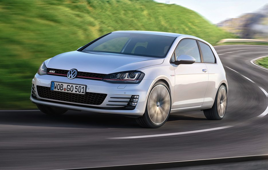 Volkswagen Golf GTI - In motion