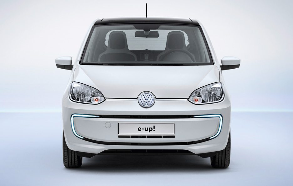 Volkswagen e-up! - Frontale