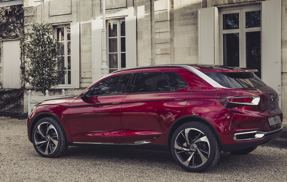CItroen DS Wild Rubis - Design
