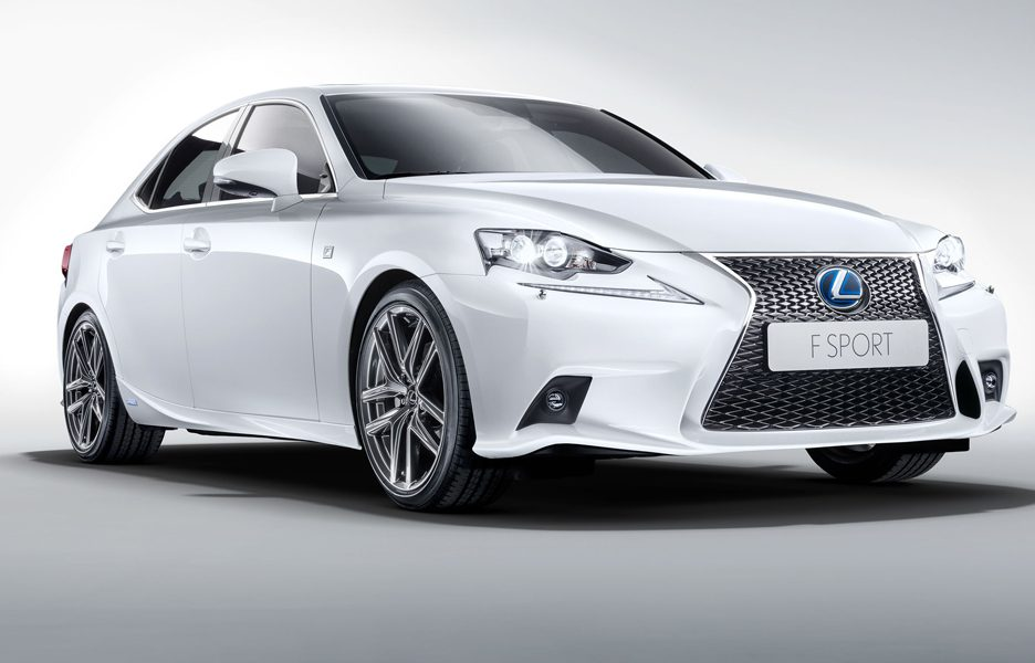 Lexus IS Hybrid F-Sport