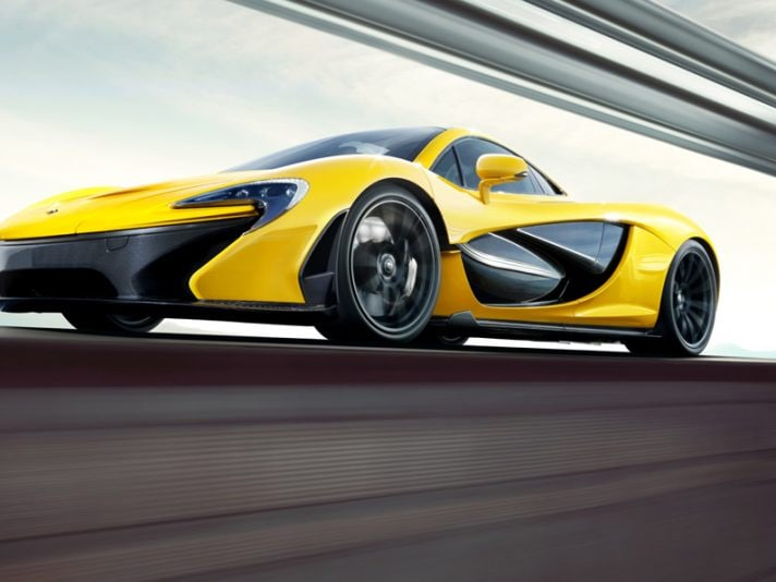McLaren P1: Designed by Air, il video sull'aerodinamica della nuova hyper-car inglese