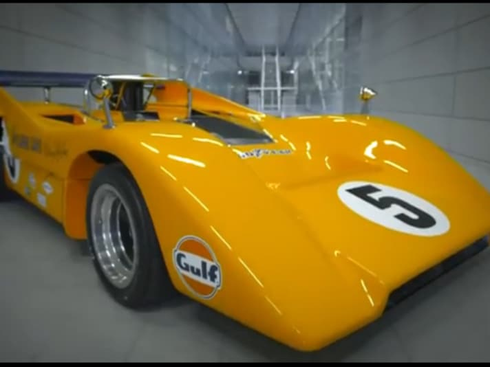 McLaren, mostra storica al Festival of Speed di Goodwood 2013