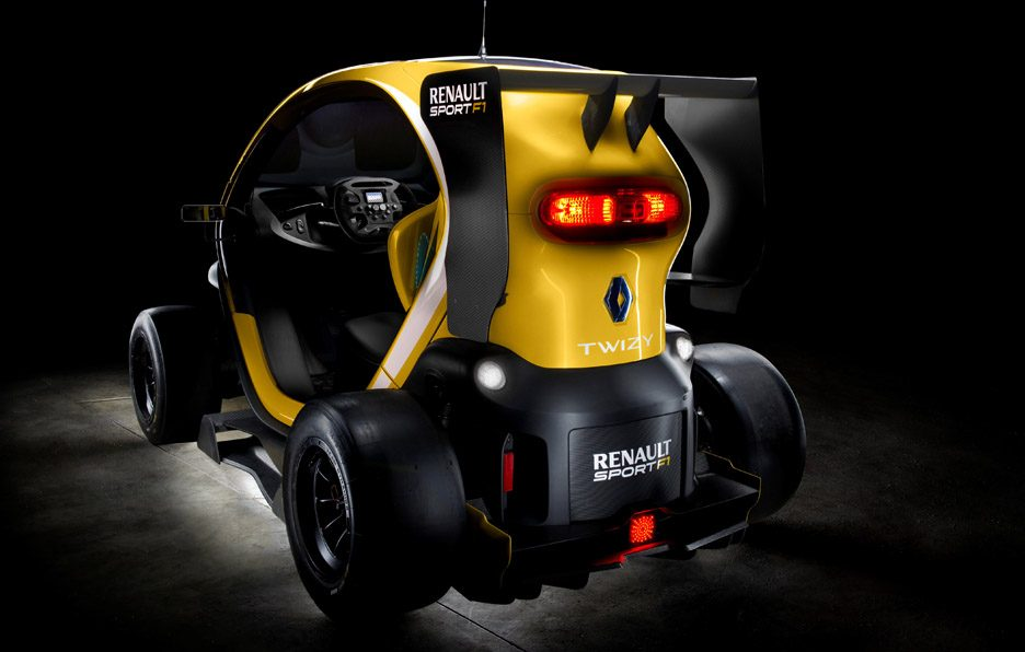 Renault Twizy RS F1