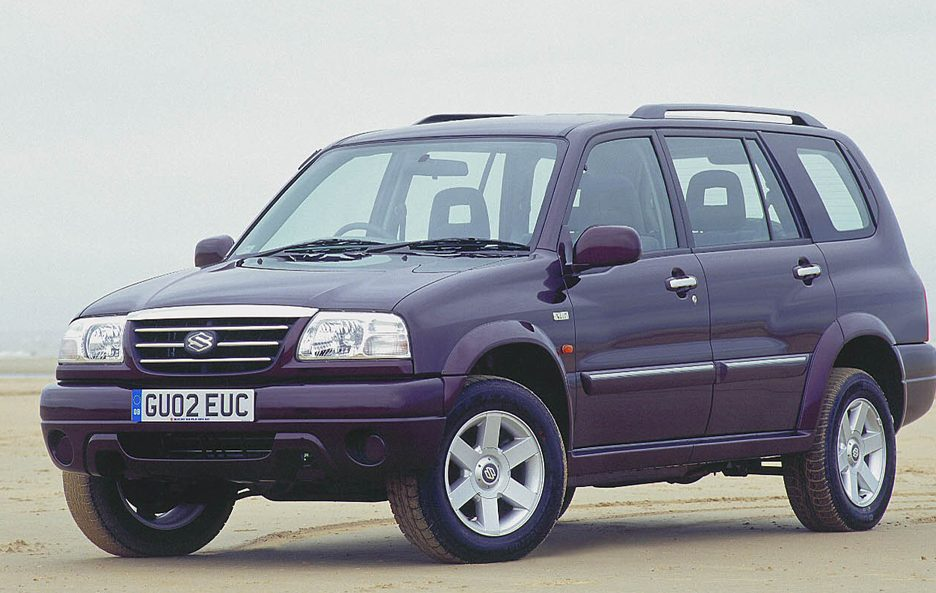 Suzuki Grand Vitara XL-7