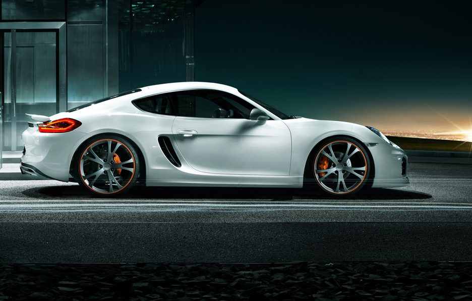 TechArt - Porsche Cayman