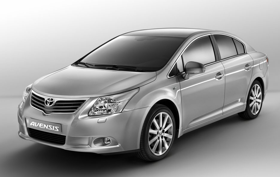 2008 - Toyota Avensis T270