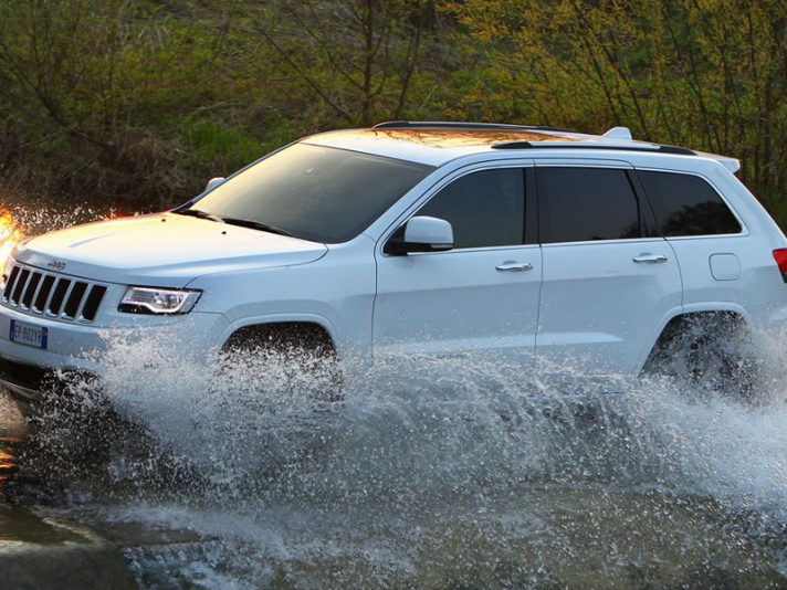 Jeep Grand Cherokee, partiti gli ordini