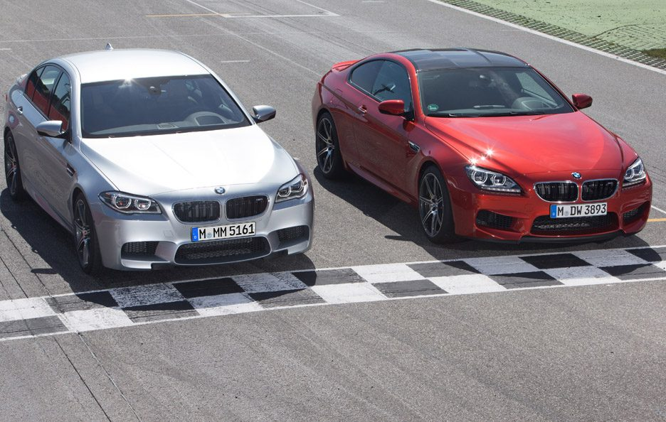 BMW M5 ed M6 Competition Package