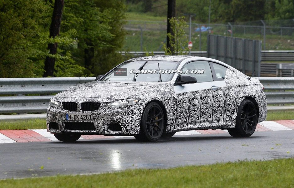 BMW M4 Coupè 2015 - Design