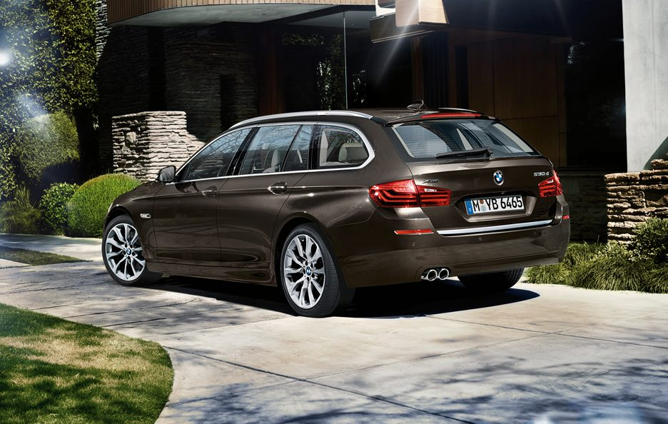 BMW Serie 5 Touring 2013
