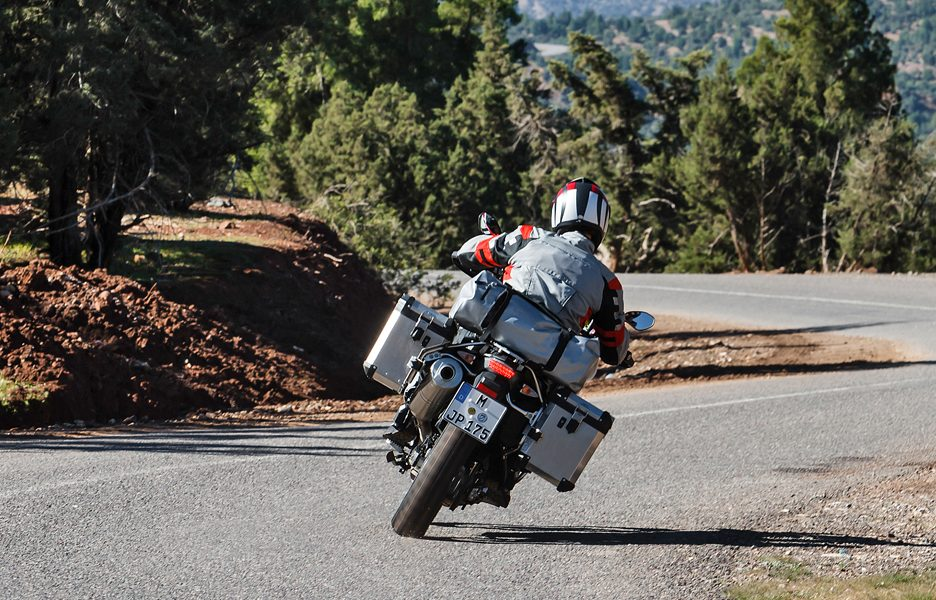 BWM F 800 GS Adventure - Coda