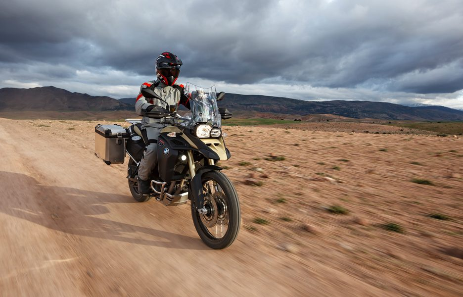 BWM F 800 GS Adventure - Design
