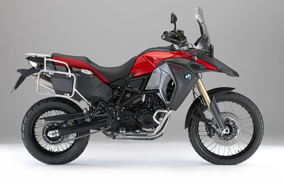 BWM F 800 GS Adventure - Studio