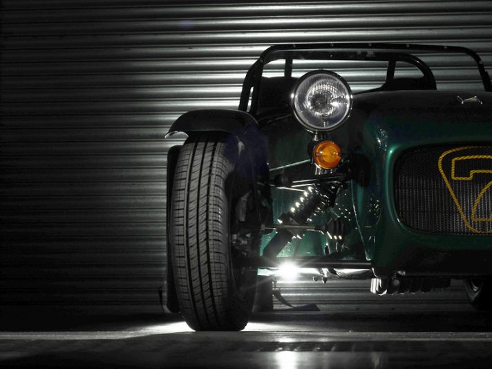 Caterham: arriva una Seven accessibile, sotto i 20.000 euro