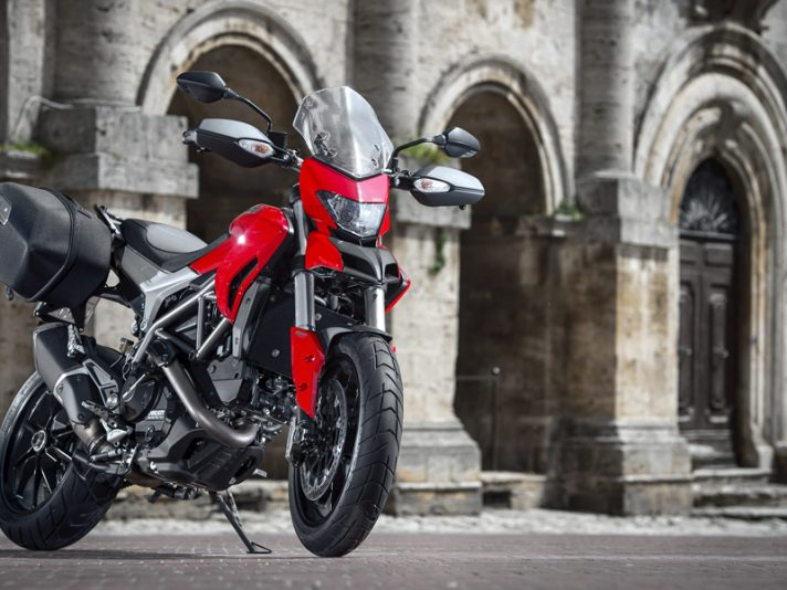 Ducati Hyperstrada - Ambiente - Frontale