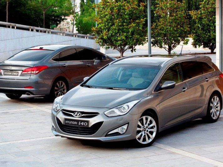 Hyundai i40: ora disponibile in