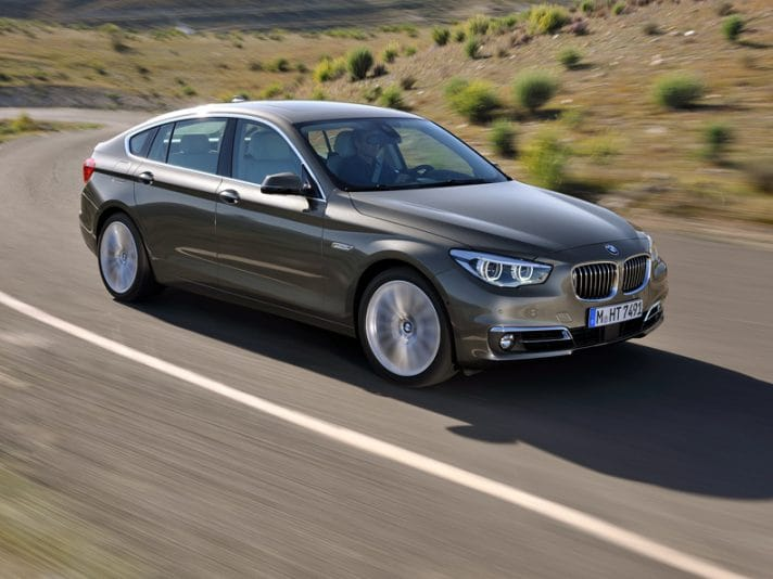 La nuova BMW Serie 5 2013 in video