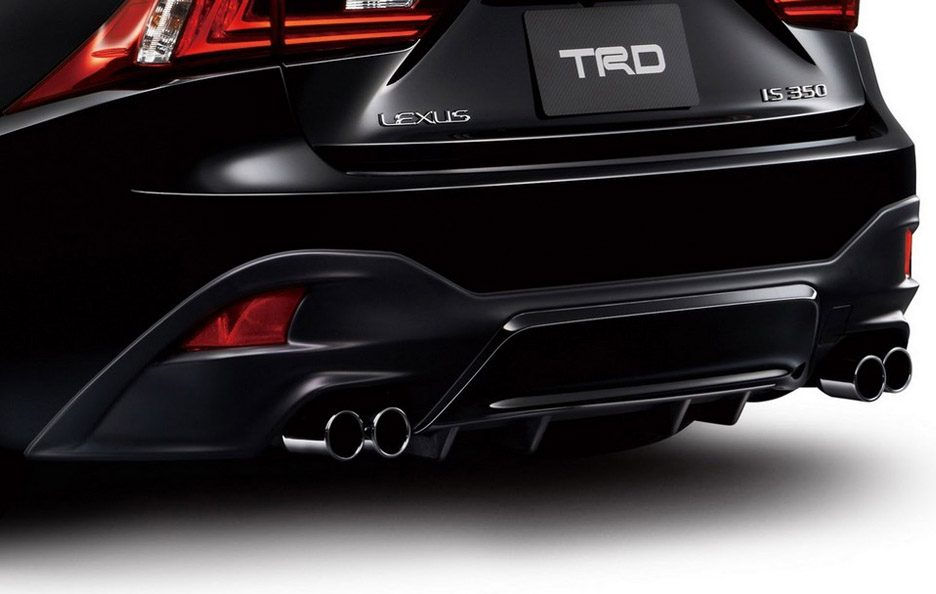 Lexus IS F Sport by TRD