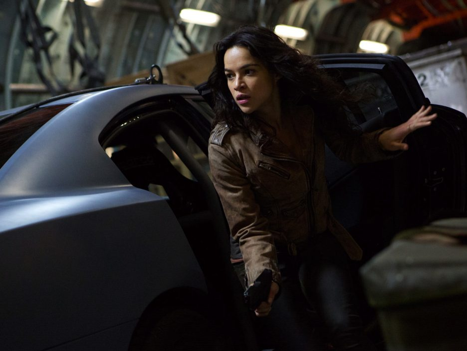 Michelle Rodriguez - Fast&Furious 6