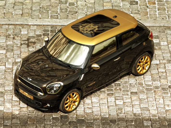 Mini Life Ball Paceman by Roberto Cavalli