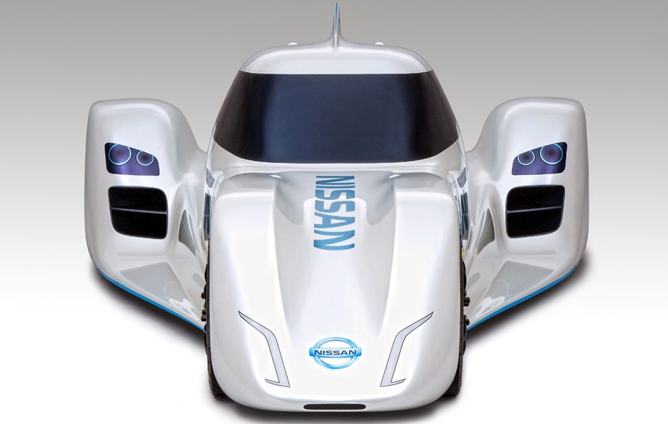 Nissan ZEOD RC frontale 2