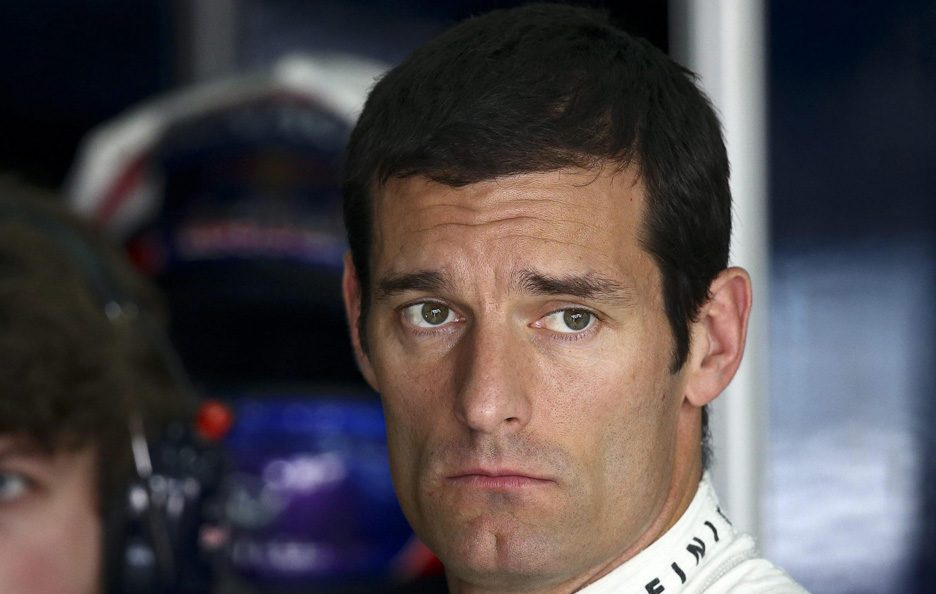 Mark Webber 10