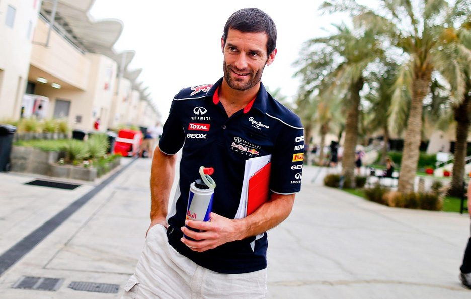 Mark Webber 11