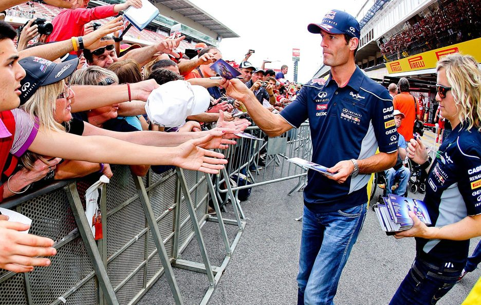 Mark Webber 6