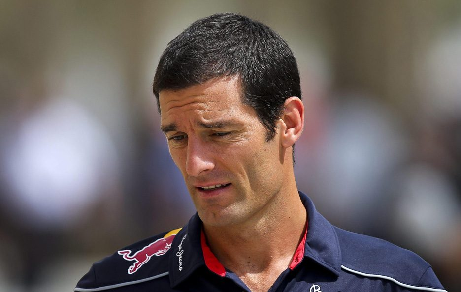 Mark Webber 9