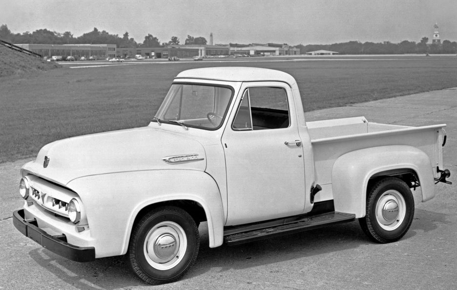 1953 - Ford F-100