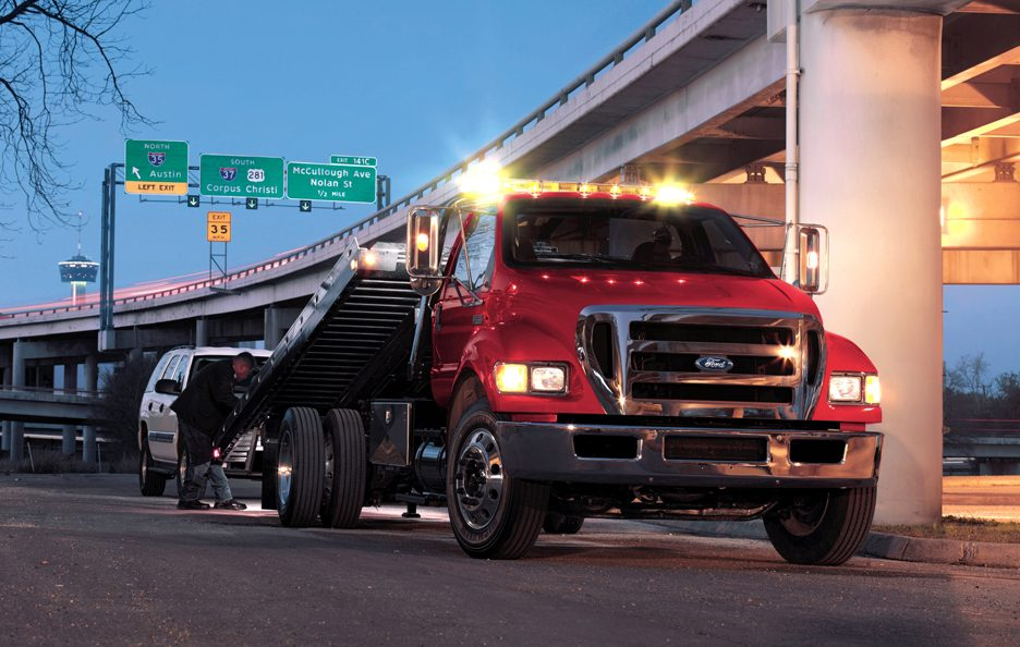 2008 - Ford F-650