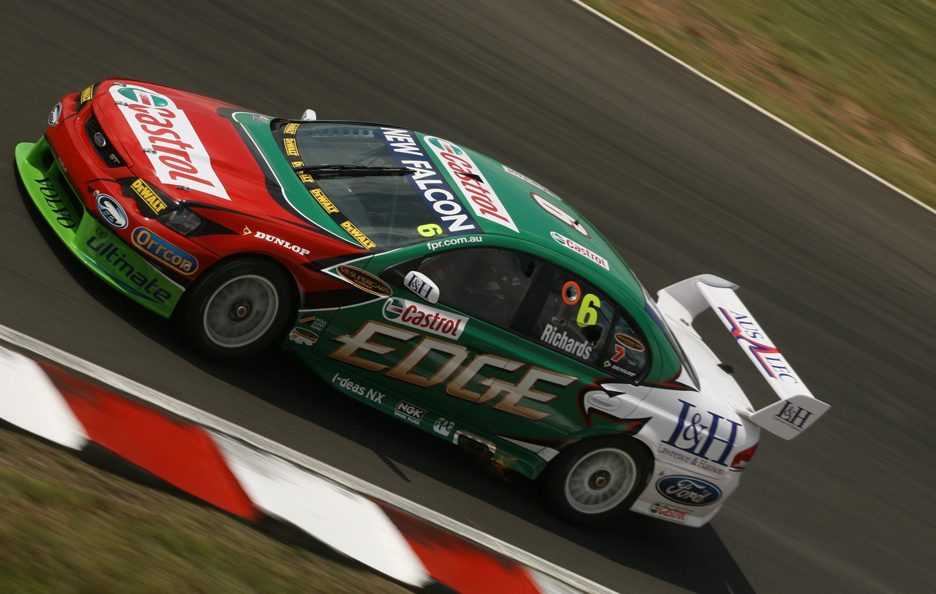 2008 - Ford Falcon V8 Supercars