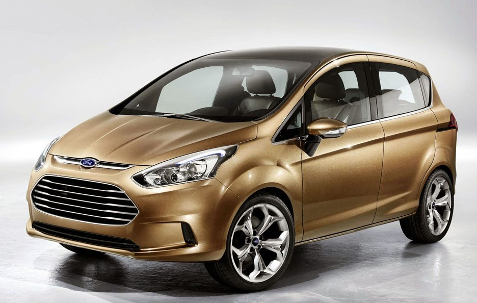 2011 - Ford B-Max Concept