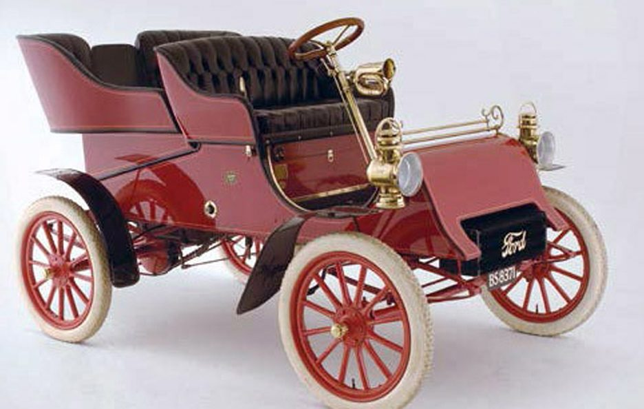1903 - Ford Model A