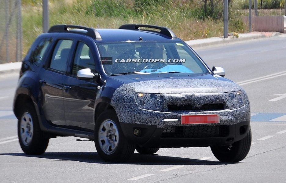 Dacia Duster 2014 - Design