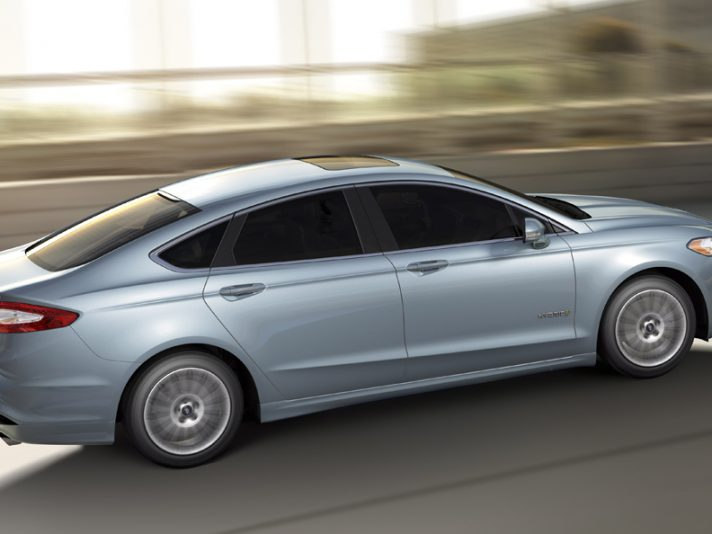 "Los Angeles 2012: Ford Fusion è la ""Green Car of the Year"""