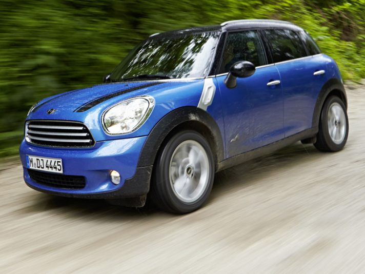 MINI Cooper Countryman e Cooper Paceman ALL4