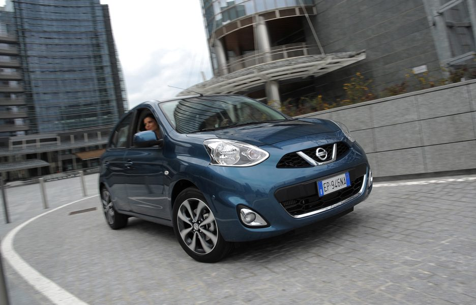 Nissan Micra my 2013 - Frontale