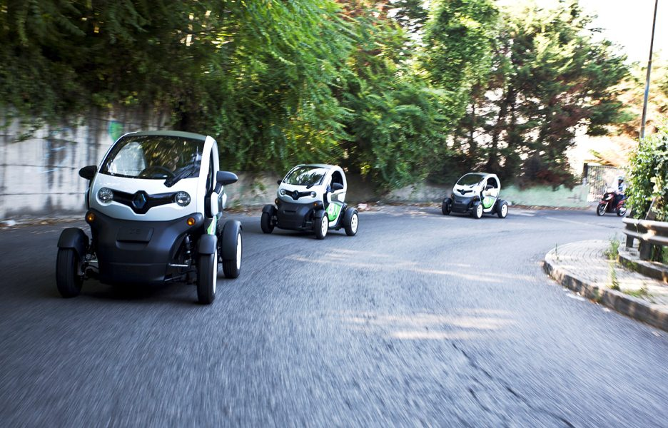 Renault Twizy - e-Bee