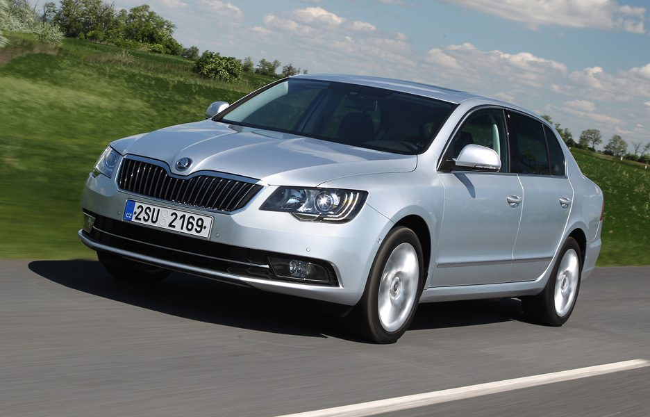 Skoda Superb - Design