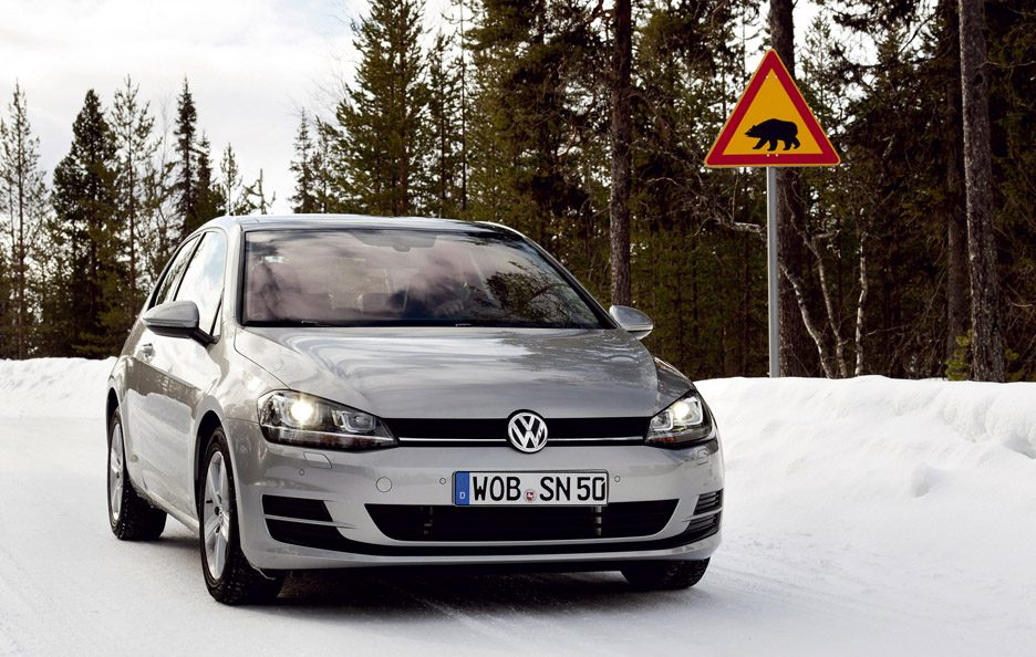 Volkswagen Golf 2.0 TDI 3p. Highline (83 punti)