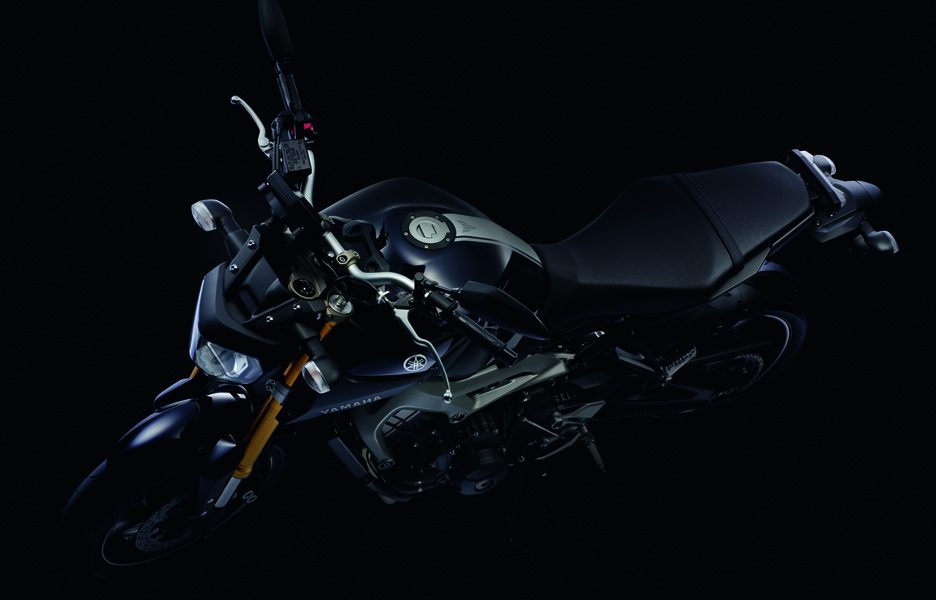 Yamaha MT-09 2014 - Design
