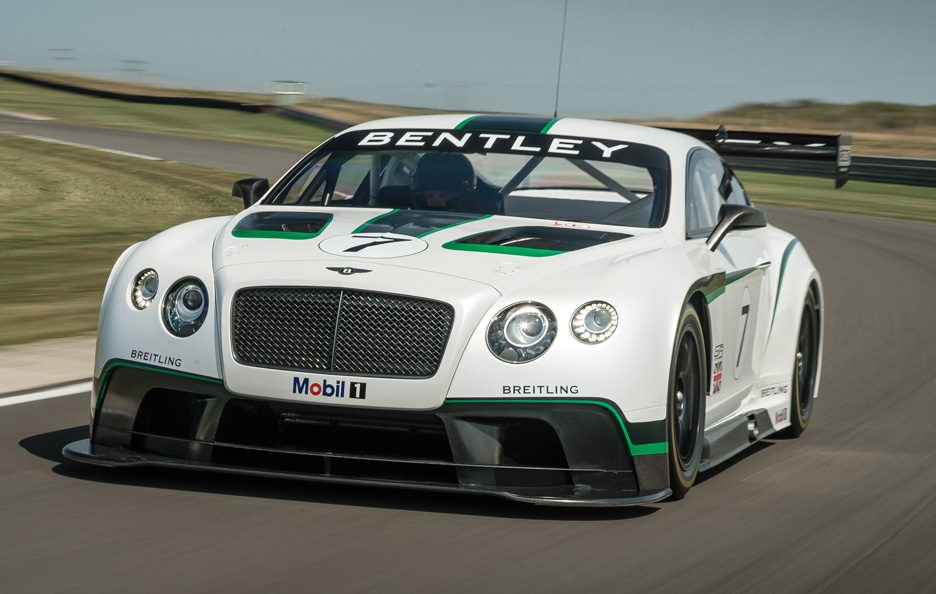 Bentley Continental GT3                1