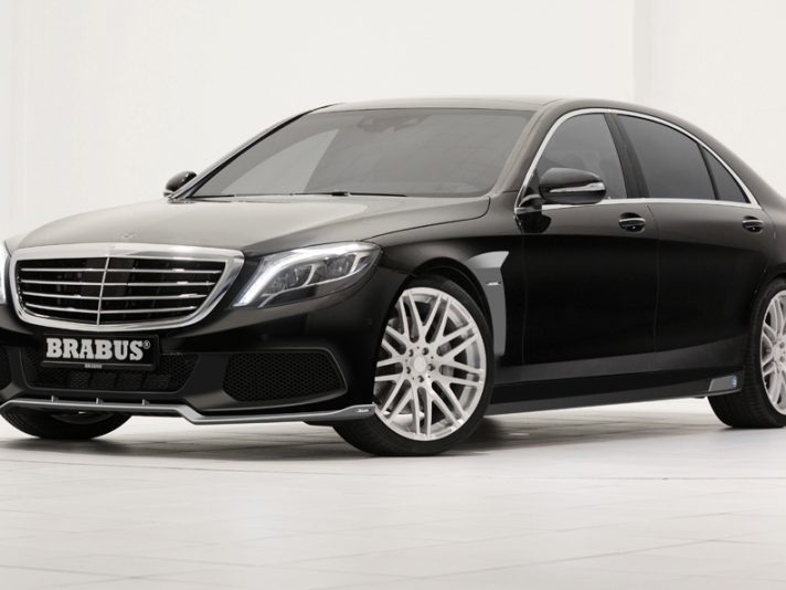 Mercedes Classe S by Brabus